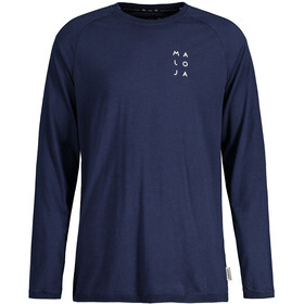 Maloja MolithangM. Long Sleeve Multisport Jersey Men night sky